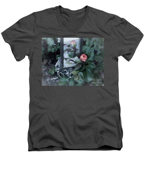 Fairytale Bliss Men's V-Neck T-Shirt