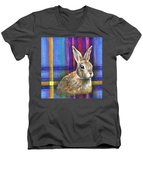 Faith Men's V-Neck T-Shirt
