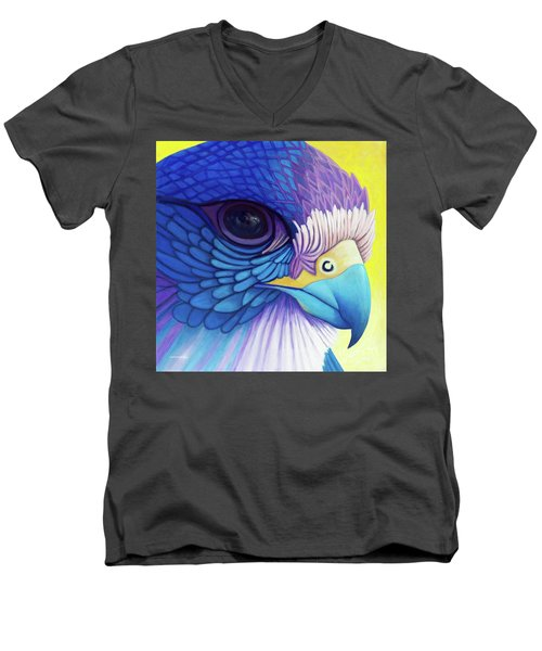 Falcon Medicine Men's V-Neck T-Shirt