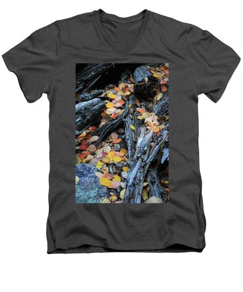 Fallen Men's V-Neck T-Shirt