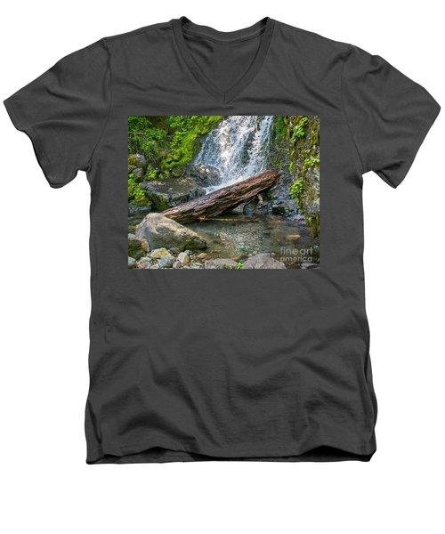 Falls Creek 0742 Men's V-Neck T-Shirt