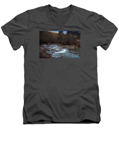 Fane Creek 2 Men's V-Neck T-Shirt