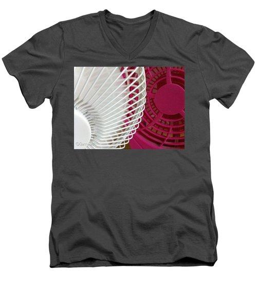 Fans Men's V-Neck T-Shirt