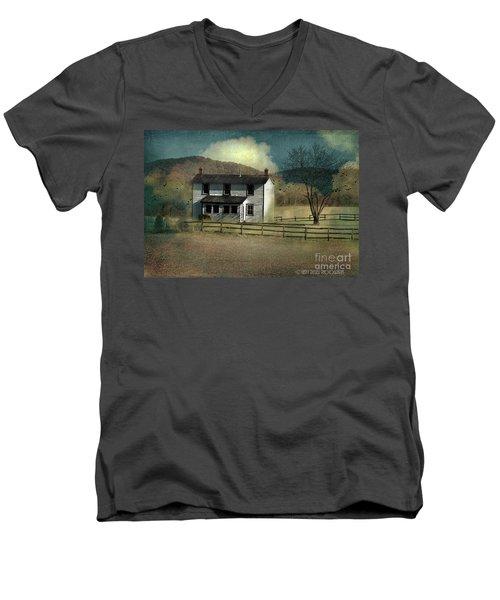 Farmhouse Men's V-Neck T-Shirt