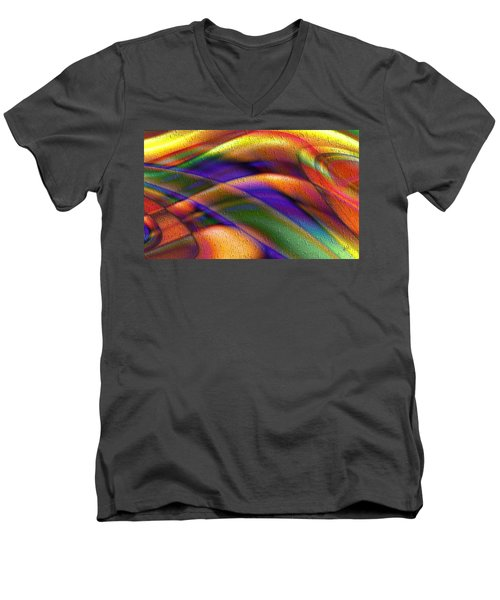 Fascination Men's V-Neck T-Shirt