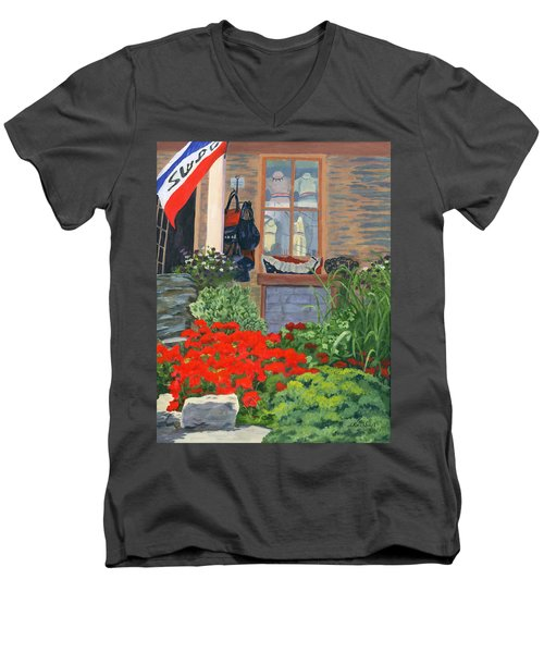 Fashionista Men's V-Neck T-Shirt