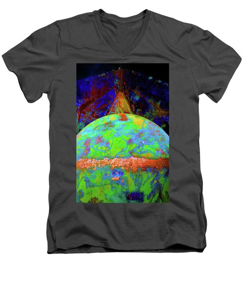 Big Boy Men's V-Neck T-Shirt