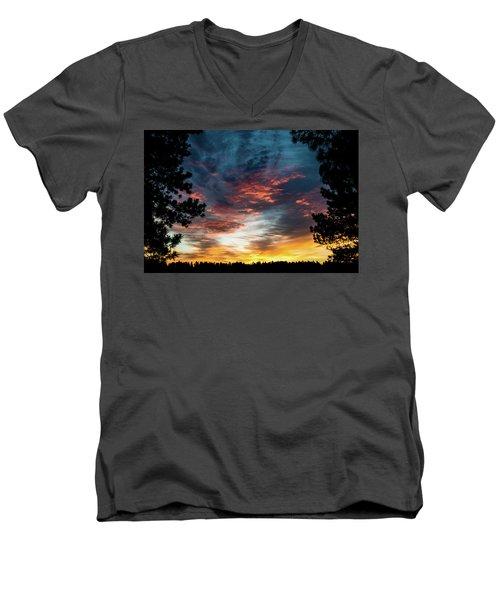 Fearless Awakened Men's V-Neck T-Shirt