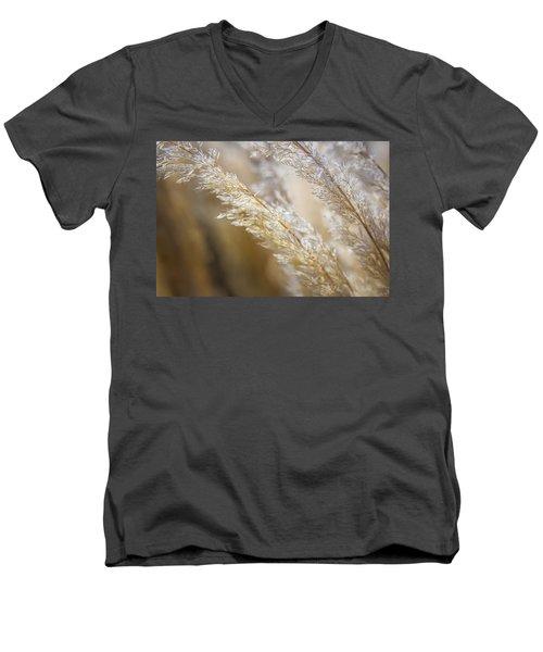 Feathered Men's V-Neck T-Shirt