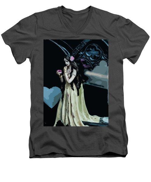 Fee_02 Men's V-Neck T-Shirt