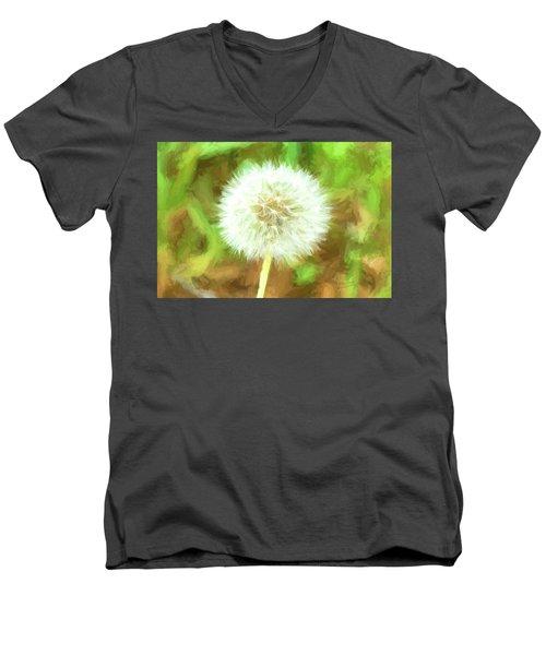 Feeling Dandy Men's V-Neck T-Shirt