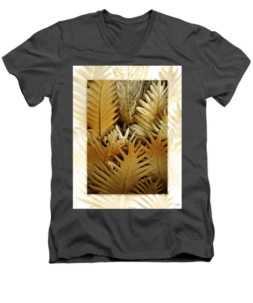 Feeling Nature Men's V-Neck T-Shirt