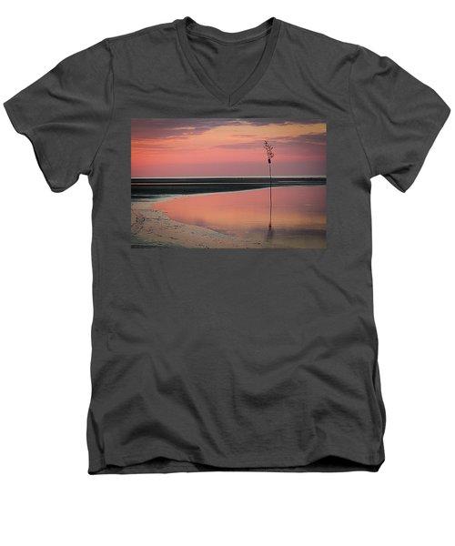 Feels Like A Dream Men's V-Neck T-Shirt