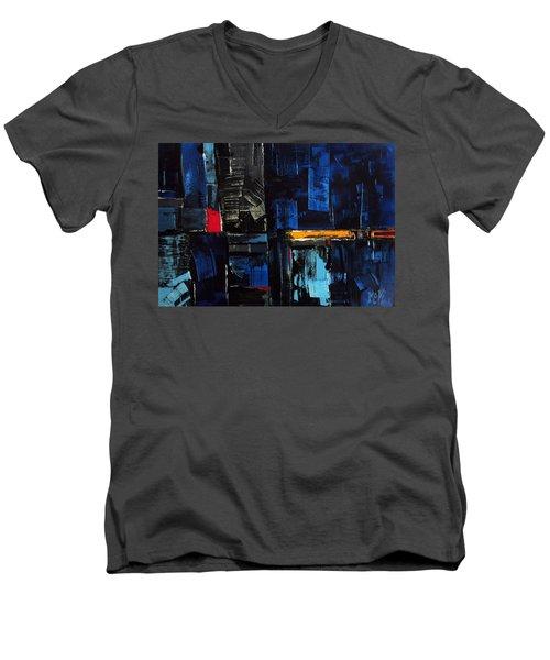 Feldenkrais Men's V-Neck T-Shirt