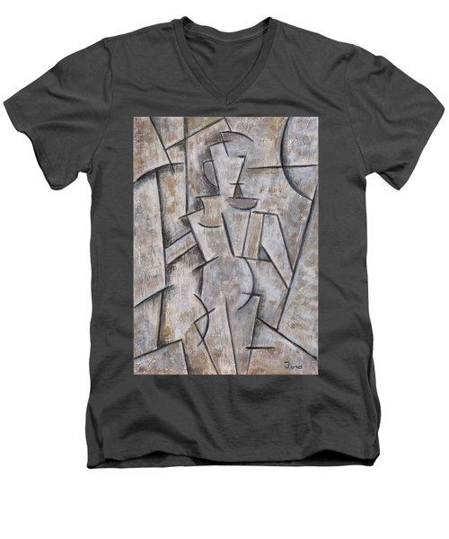 Femme Jolie Men's V-Neck T-Shirt
