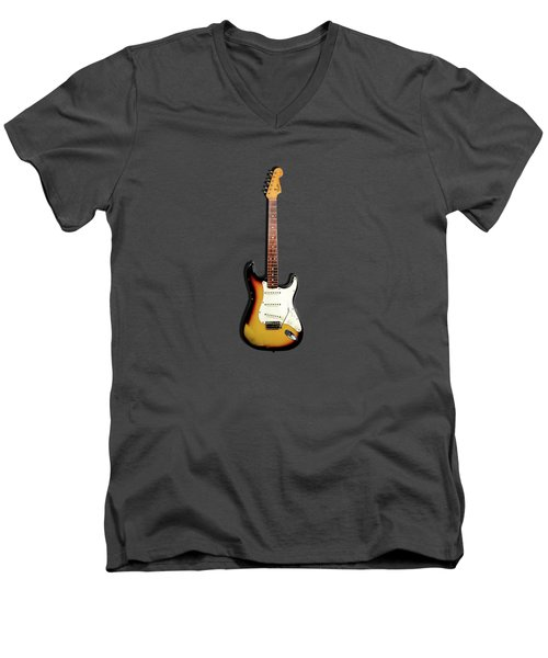 Fender Stratocaster 65 Men's V-Neck T-Shirt