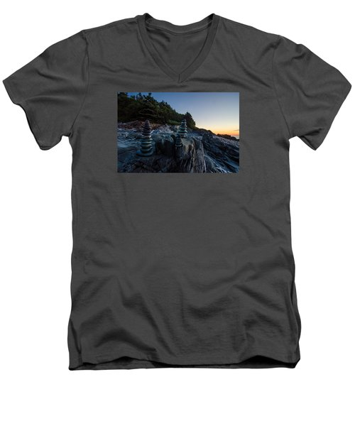 Feng Shui Men's V-Neck T-Shirt
