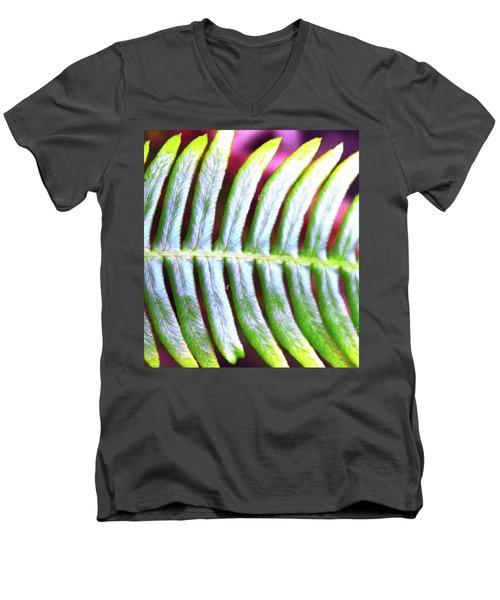 Fern 1 Men's V-Neck T-Shirt