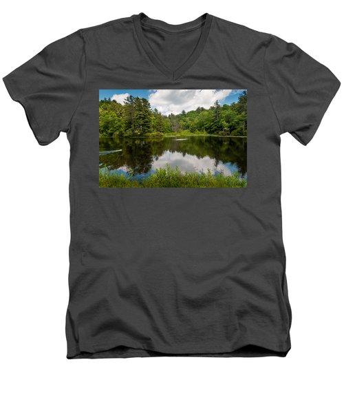 Fetch Men's V-Neck T-Shirt