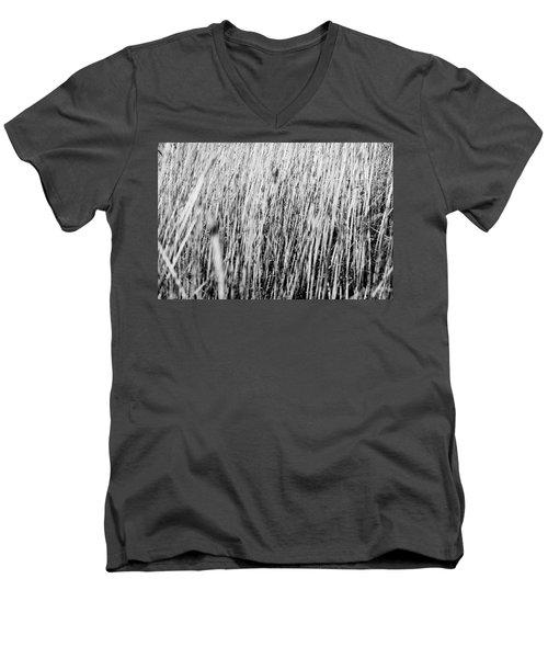 Field Grasses Men's V-Neck T-Shirt