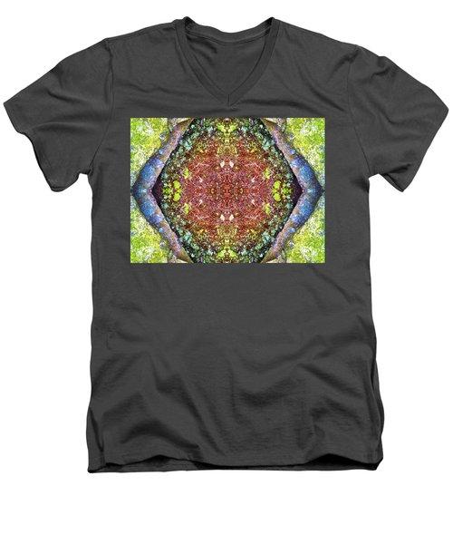Fifth Dimension Men's V-Neck T-Shirt