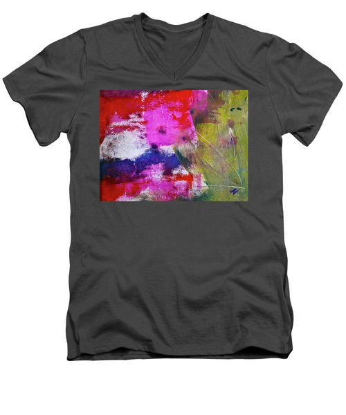 Find Myself Men's V-Neck T-Shirt