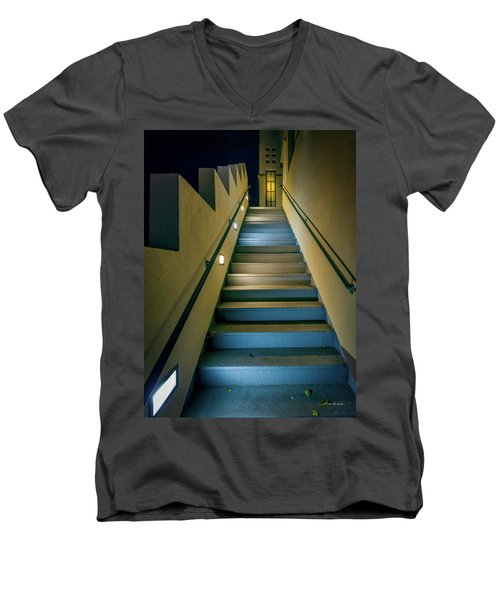 Finding You Men's V-Neck T-Shirt