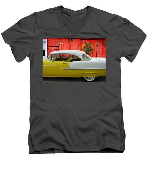 Fine 55 Men's V-Neck T-Shirt