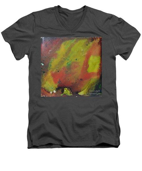 Fire Starter Men's V-Neck T-Shirt