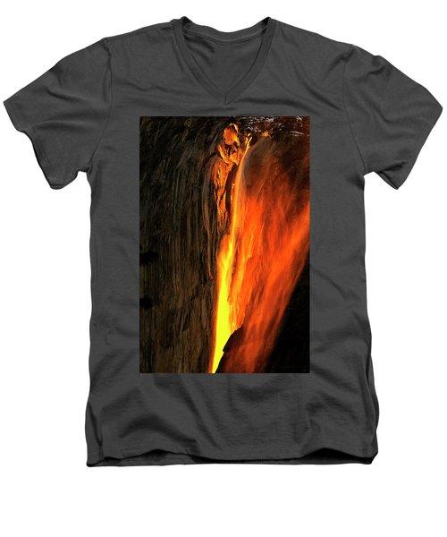 Firewater Men's V-Neck T-Shirt
