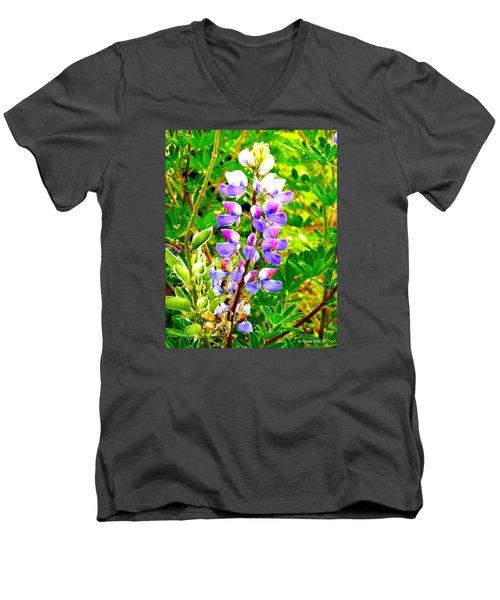 Fireweed Men's V-Neck T-Shirt