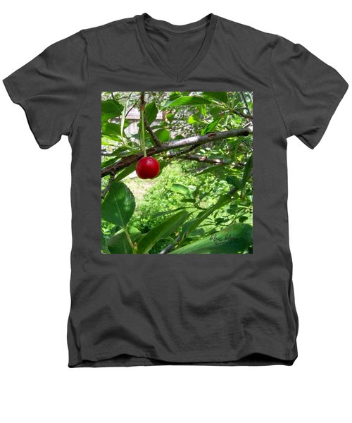 First Of The Season Men's V-Neck T-Shirt