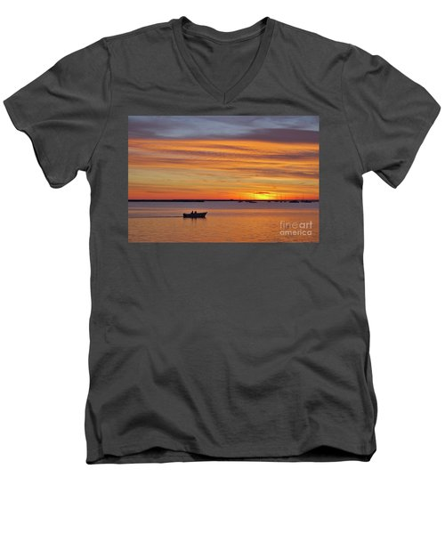 Fisherman's Return Men's V-Neck T-Shirt