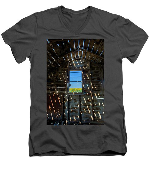 Fixer Upper With A View Men's V-Neck T-Shirt
