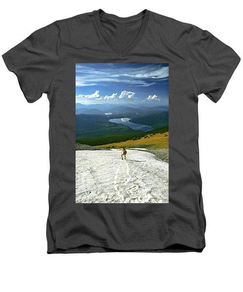 Flight Risk Men's V-Neck T-Shirt