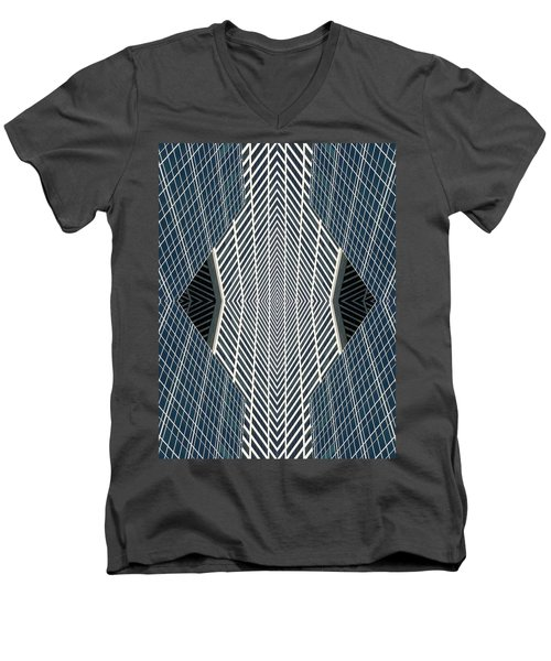 Grace No. 2 Men's V-Neck T-Shirt