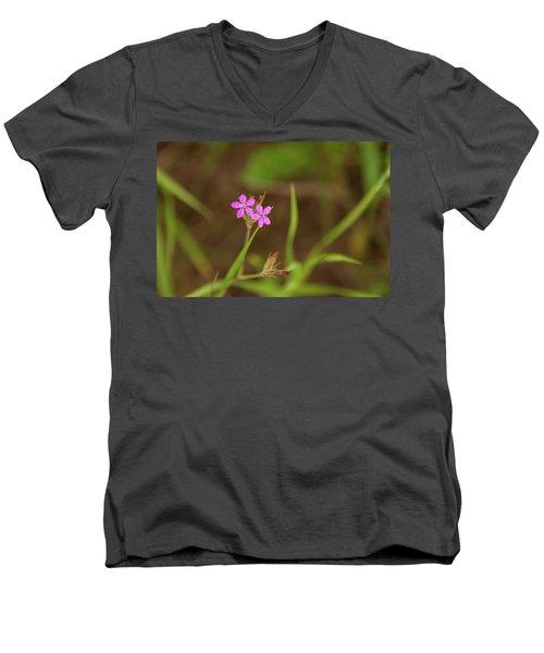 Fll-5 Men's V-Neck T-Shirt