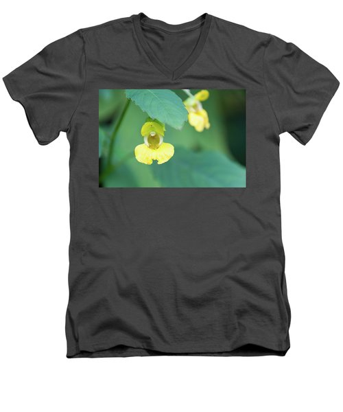 Fll-7 Men's V-Neck T-Shirt