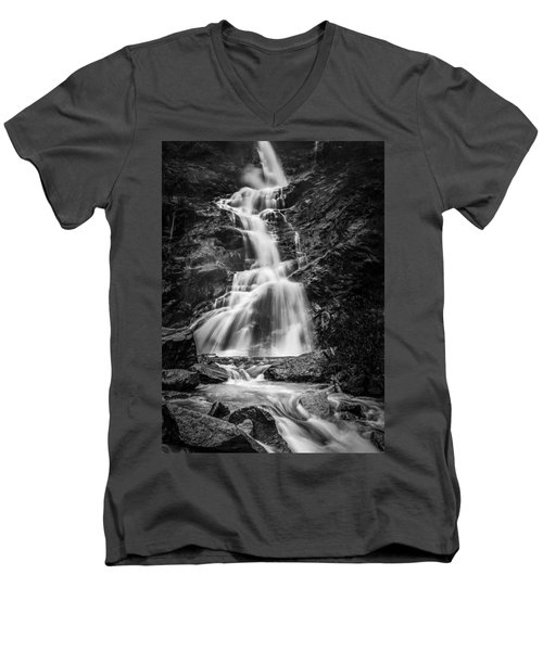 Flood Falls Men's V-Neck T-Shirt