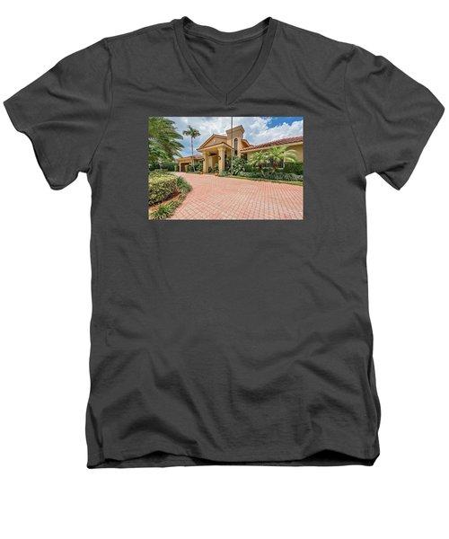 Florida Home Men's V-Neck T-Shirt