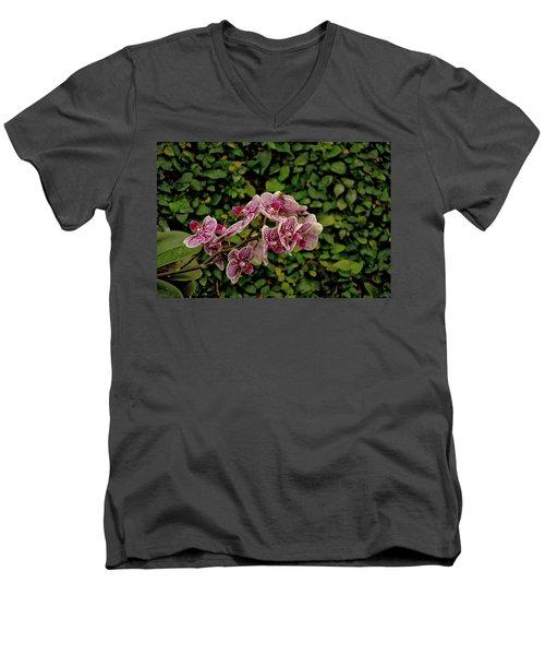 Flower 1 Men's V-Neck T-Shirt