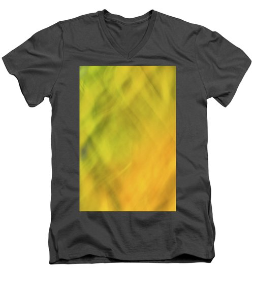 Flower Of Fire 1 Men's V-Neck T-Shirt