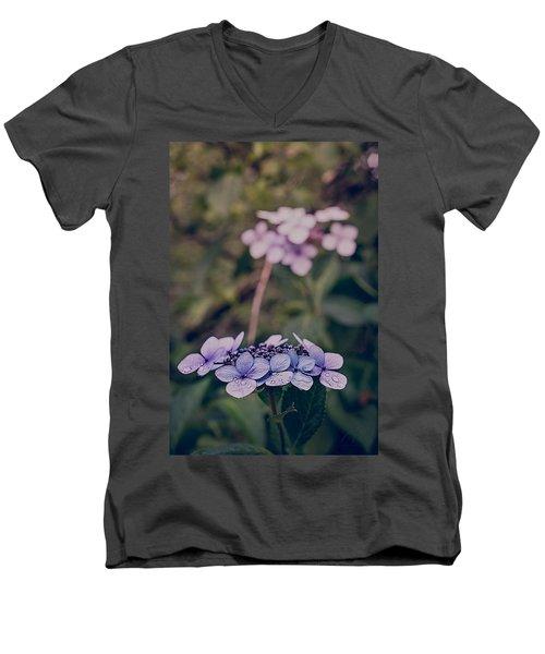 Flower Of The Month Men's V-Neck T-Shirt
