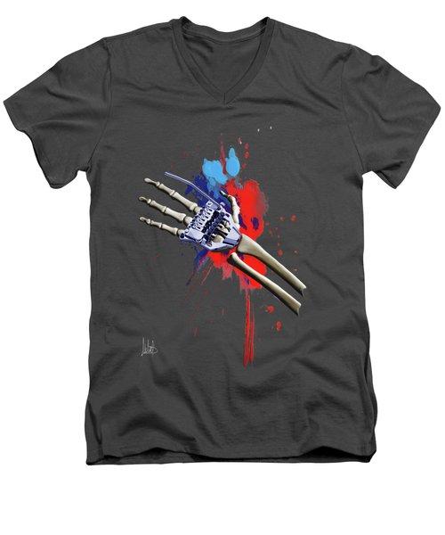 Floyd Rose Men's V-Neck T-Shirt