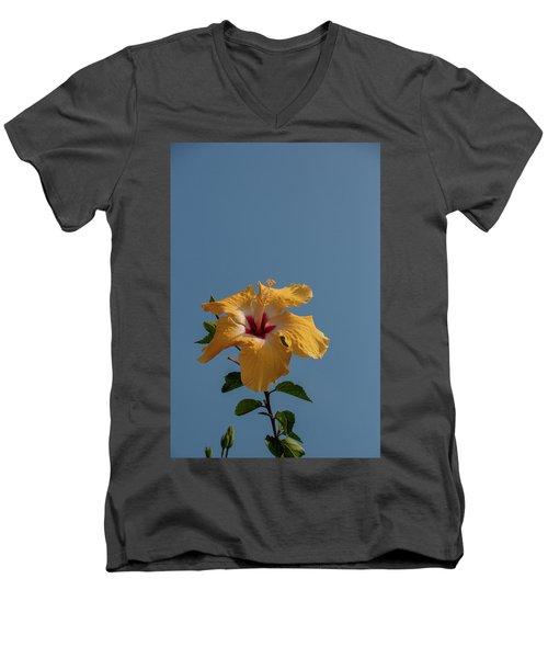 Flp-6 Men's V-Neck T-Shirt