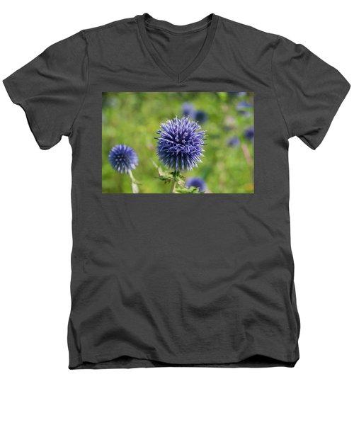 Flp-7 Men's V-Neck T-Shirt