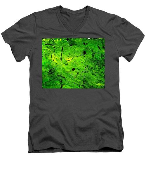 Fluid Men's V-Neck T-Shirt