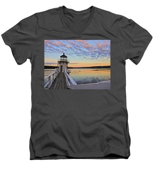 Fly By Morning Men's V-Neck T-Shirt