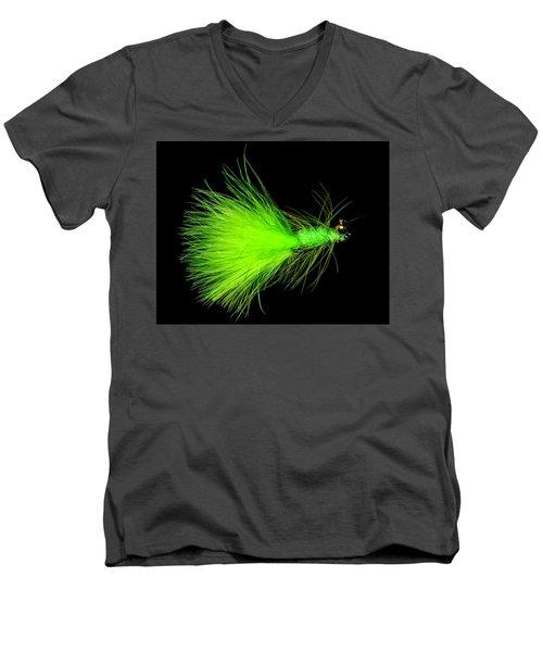Fly-fishing 2 Men's V-Neck T-Shirt