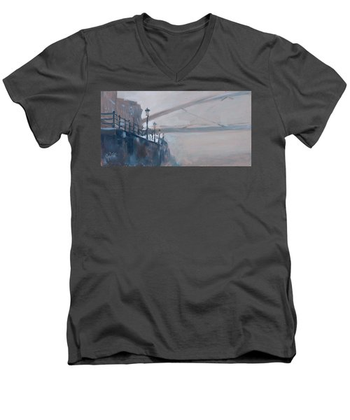 Foggy Hoeg Men's V-Neck T-Shirt